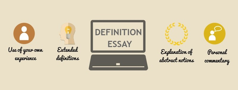 Definition essay topic
