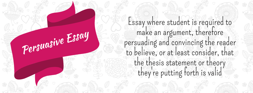 steps to take prior to writing an effective persuasive essay