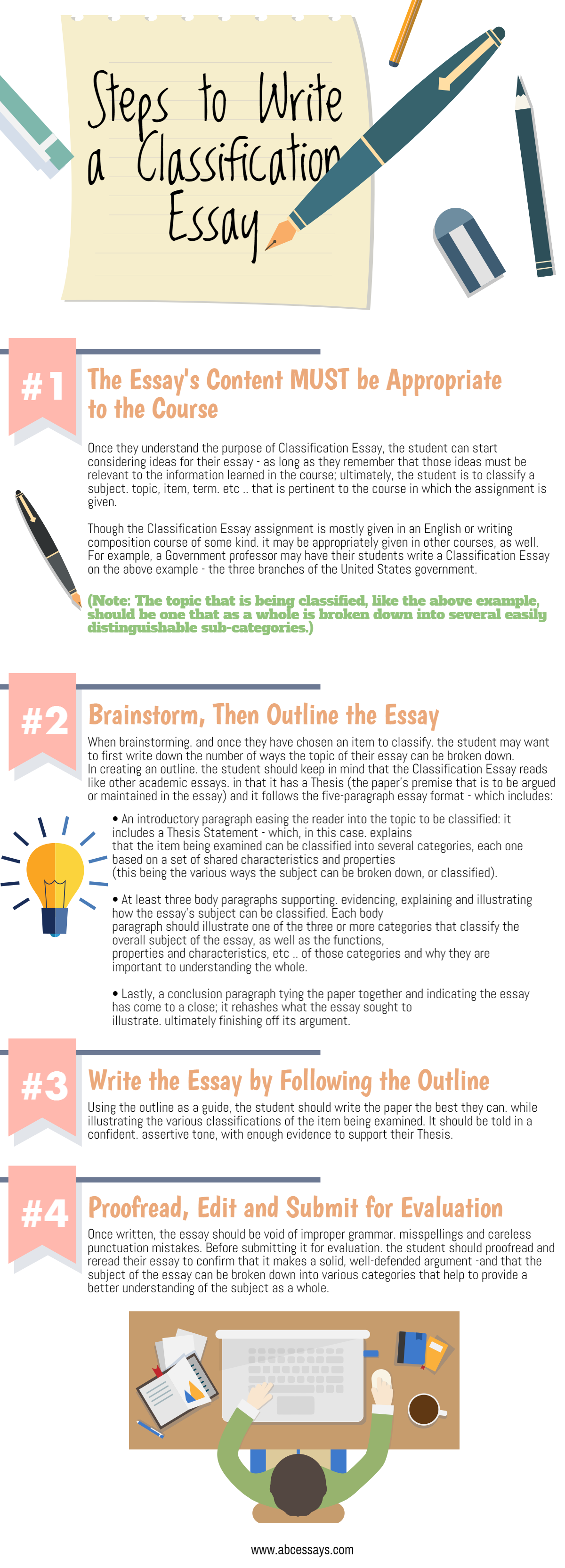 Classification Essay Thesis Process Essay Thesis Process Essay  How To Write Classification Essay Division Essay Examples Division Essay  Example Classification And Division Essay Classification